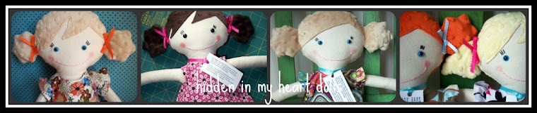 Hidden In My Heart Dolls