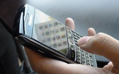 Lemot Pada Blackberry