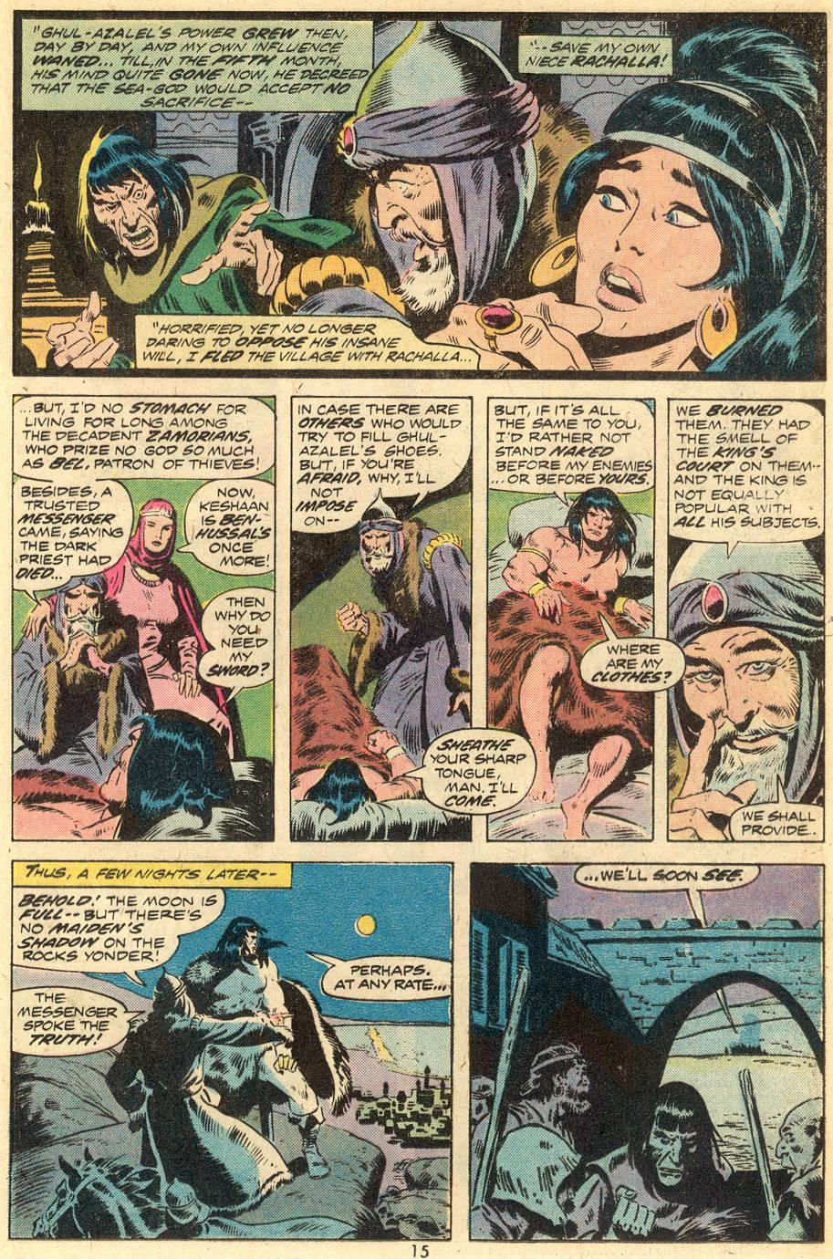 Conan the Barbarian (1970) Issue #39 #51 - English 10