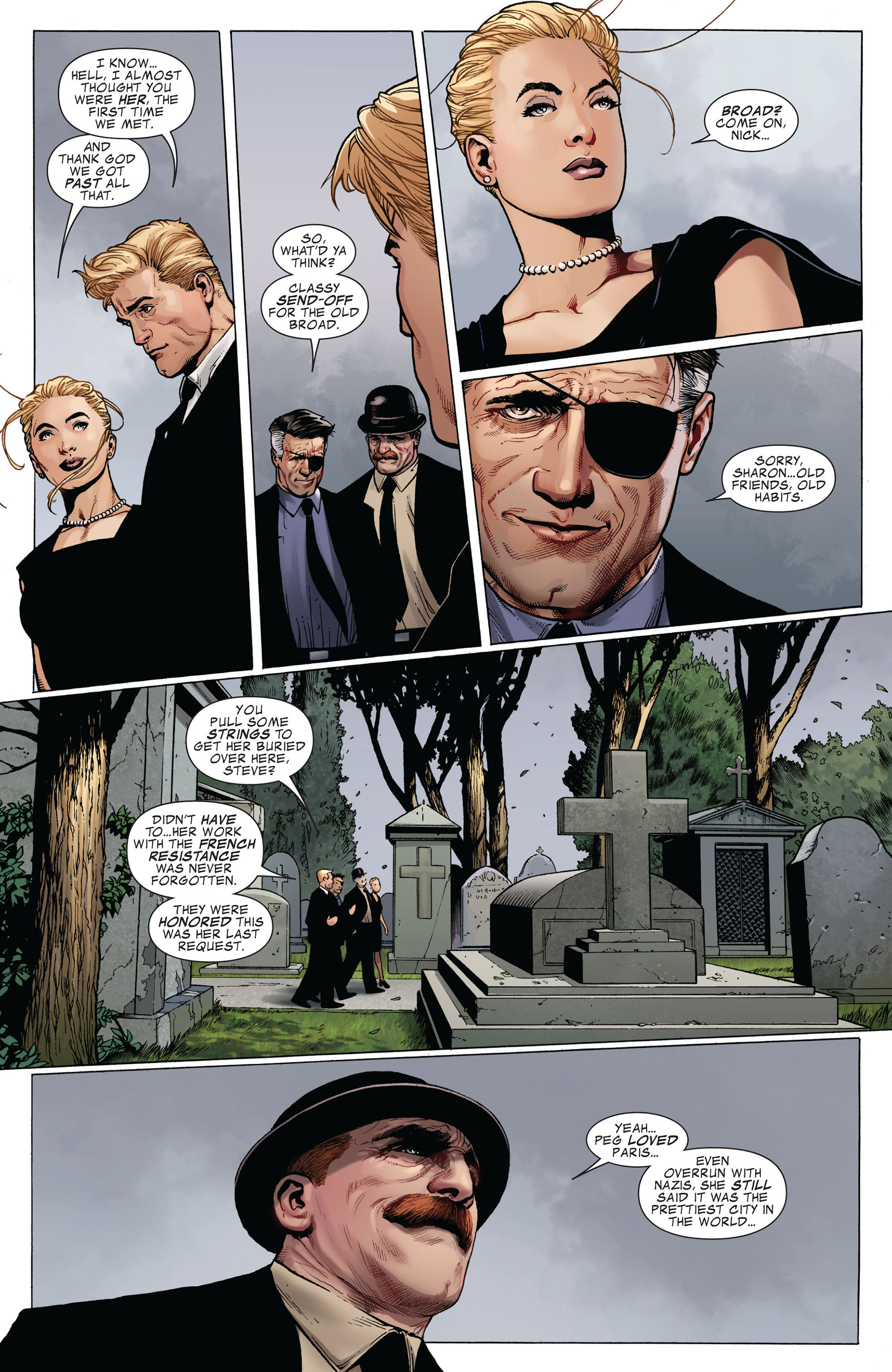 Captain America (2011) Issue #1 #1 - English 7