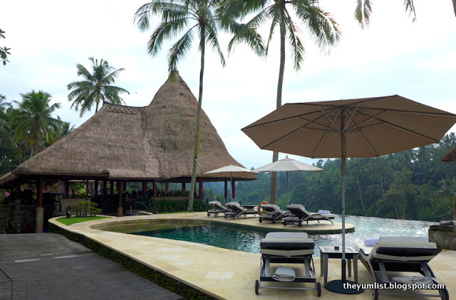 best breakfasts Ubud, Viceroy Bali