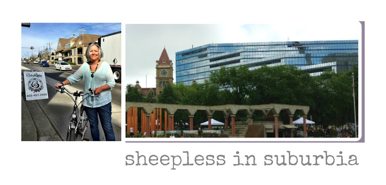 sheepless in suburbia