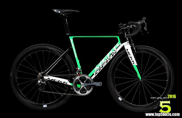MEKK PRIMO 8.0, gran bici, aunque desconocida para algunos