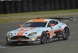 Aston Martin Racing Vantage V8 Jaeger LeCoultre n°99