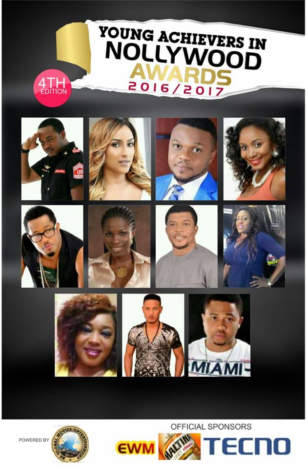 Young Nollywood Awards!