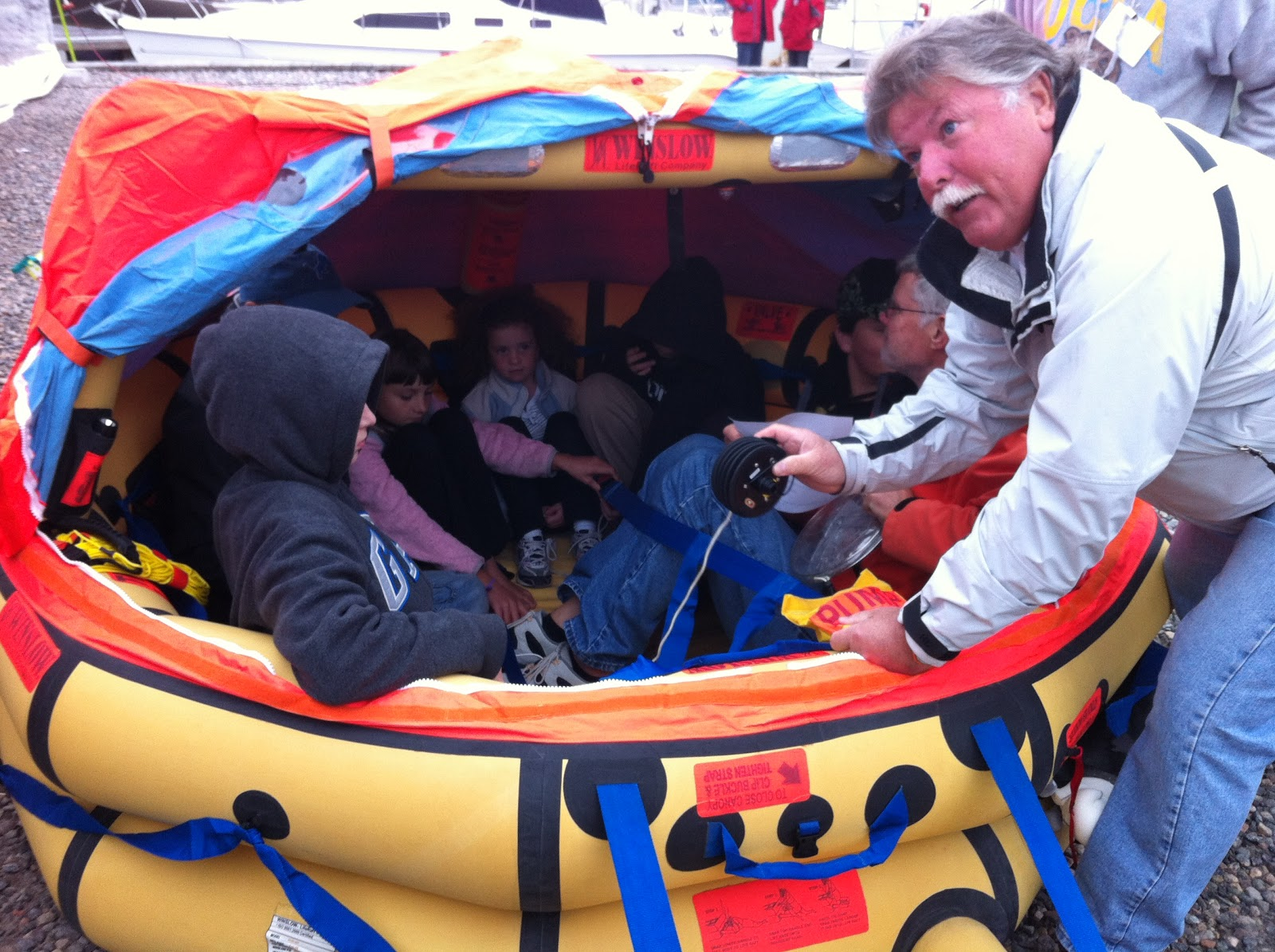 Image result for Winslow life rafts