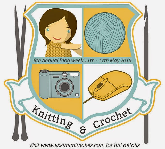 knitting and crochet blogweek