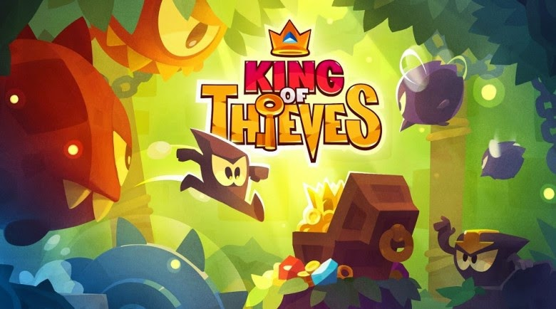 King of Thieves Gameplay IOS / Android