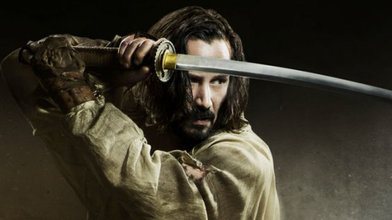 47 Ronin - Keanu Reeves | A Constantly Racing Mind