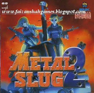 Metal slug 2 cheats