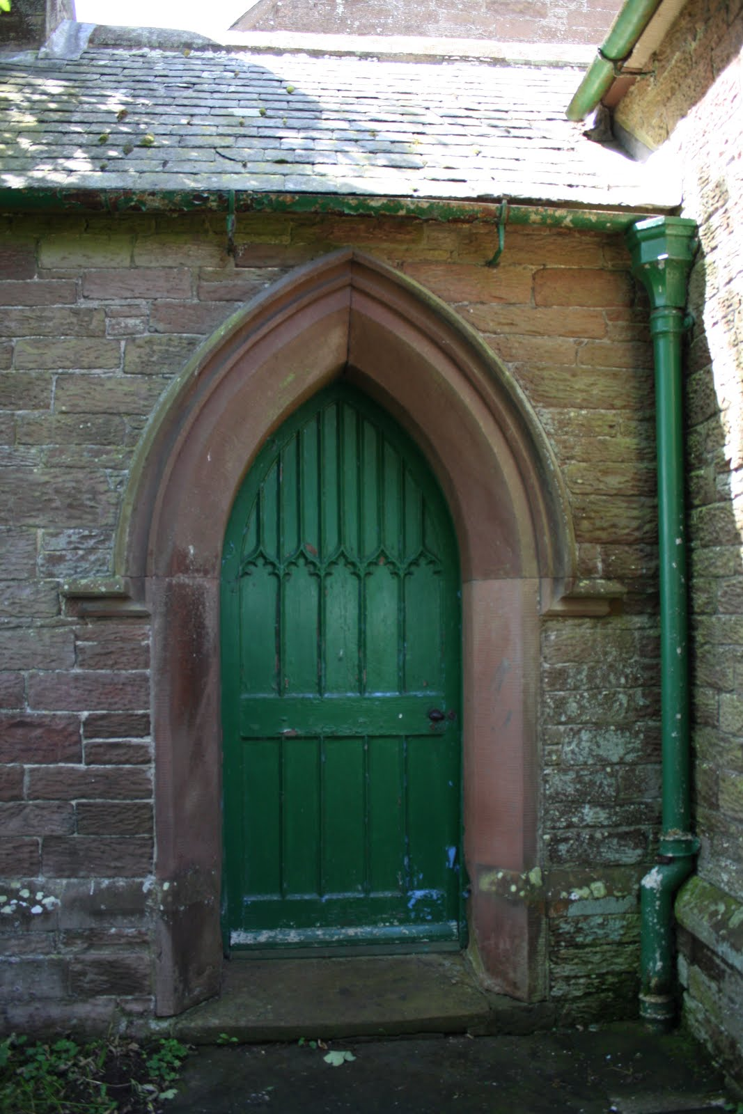 Holms St, Cuthbert Church, Silloth