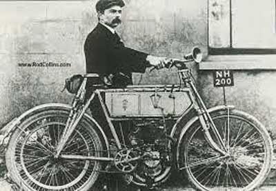 gambar sepeda motor jadul abad ke-18