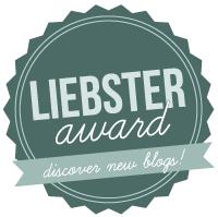 Liebster Award Logo - Aufschrift: Liebster Award - discover new blogs!