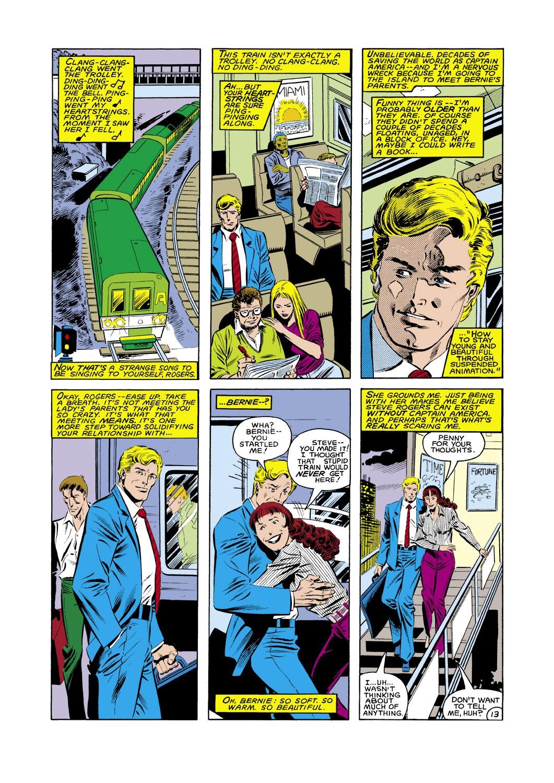 Captain America (1968) Issue #286 #202 - English 14