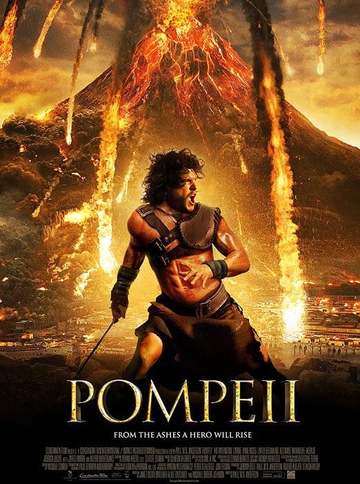 Poster pentru filmul Pompeii