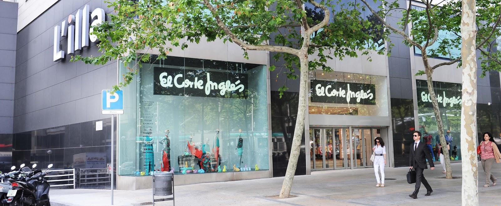 El corte ingl s inaugura en l illa la mejor tienda for Centro comercial l illa