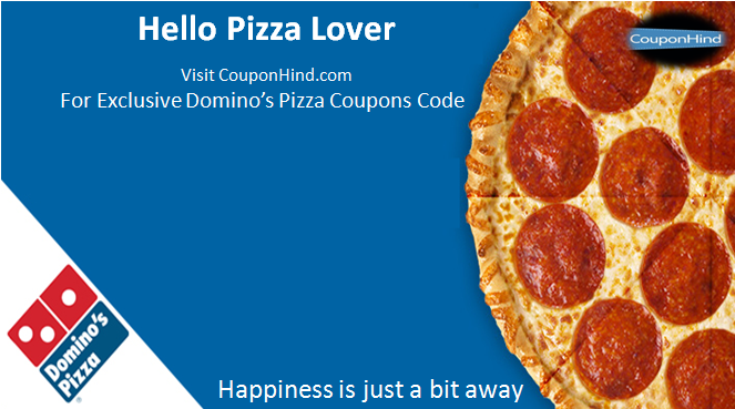 Domino's Pizza Coupons Code