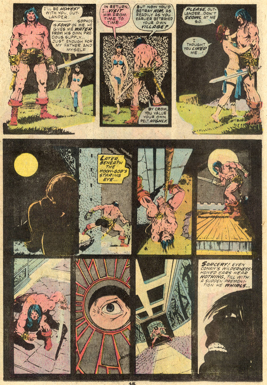 Conan the Barbarian (1970) Issue #64 #76 - English 10
