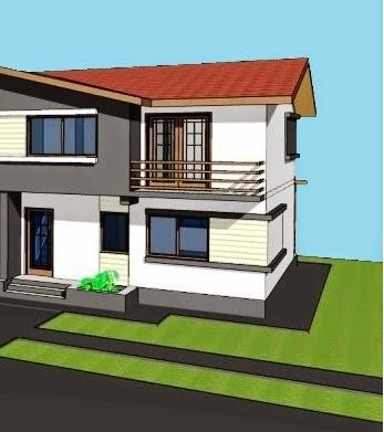 VILA TIP A - PANORAMIC NEW HOUSE IASI