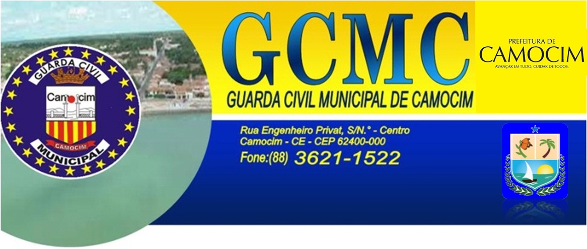 GUARDA CIVIL MUNICIPAL DE CAMOCIM
