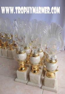 Jual trophy kristal Murah