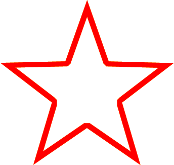 red star background - photo #49