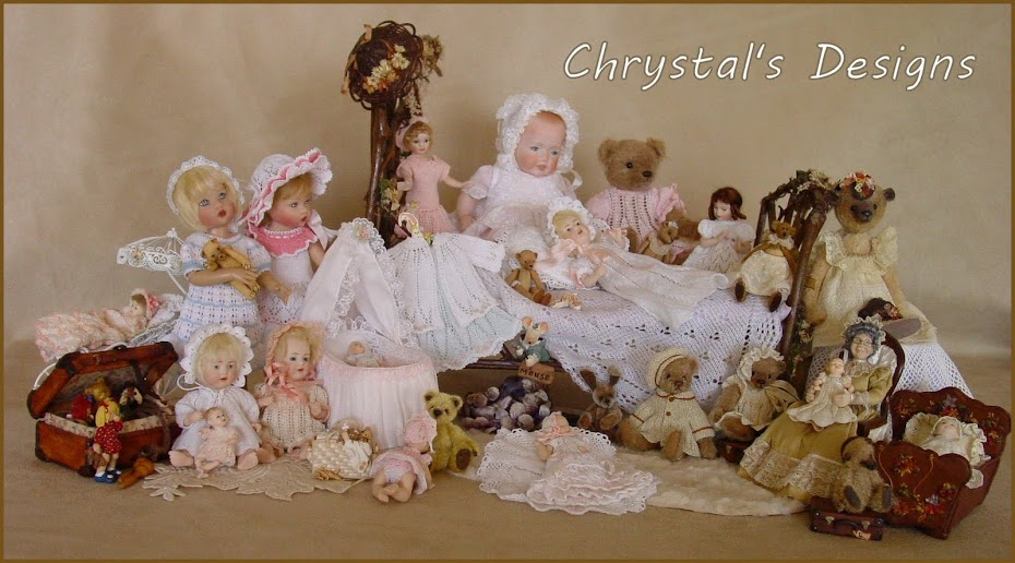 Chrystal&#39;s Designs