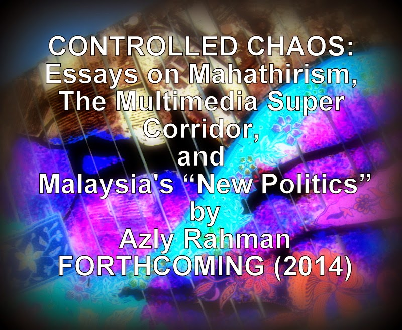 BOOKS by Azly Rahman (forthcoming November 2014)