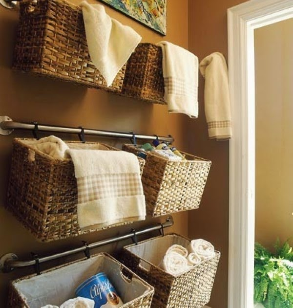 Organizacion Baño Pequeno:En esta foto de decoración de baño pequeño vemos como se han