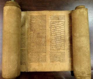 Kitab Taurat Kuno Akhirnya Ditemukan di Italia