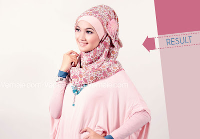 Cara Menggunakan Jilbab Hijab Segi Empat Modern Simpel Mempesona Terbaru