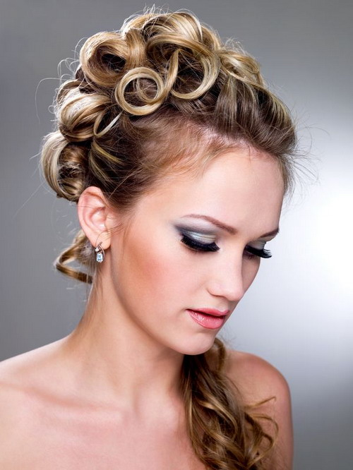 Half Updos Hairstyles