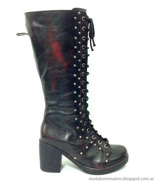 Moda otoño invierno 2014. Zapatos y botas otoño invierno 2014 RH+.