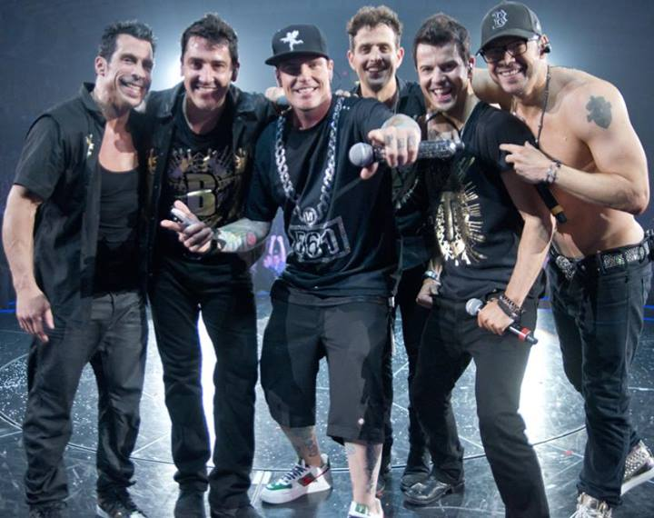 New Kids On The Block Video Clips