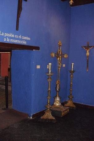 SALA DE LOS CRISTOS