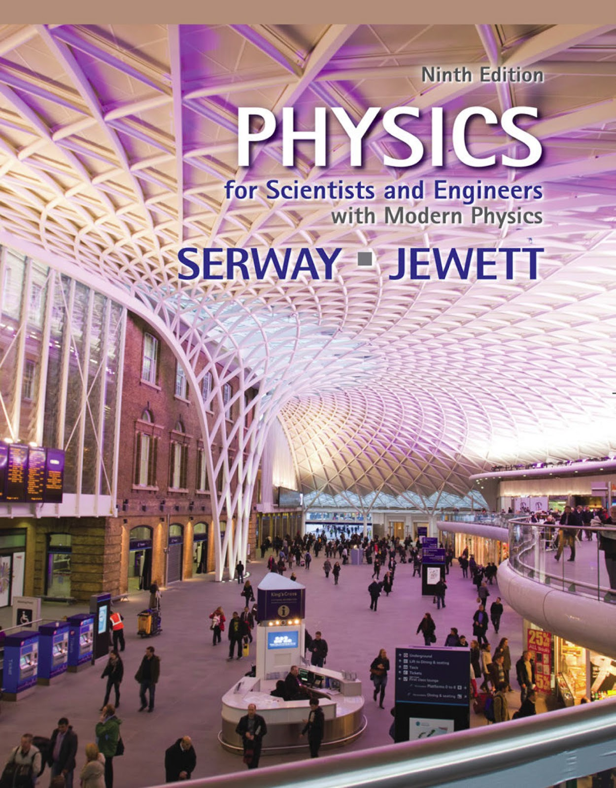 Physics for Scientists and Engineers with Modern Physics (9th Ed)