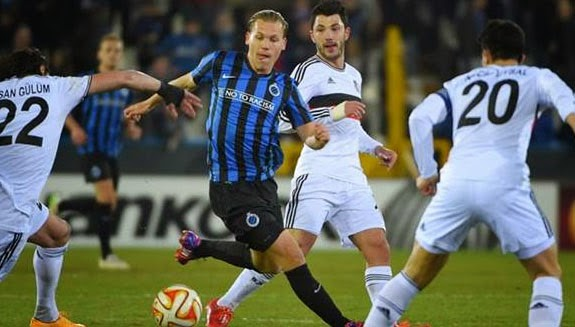 Preview Club Bruges vs Dnipro Europa League