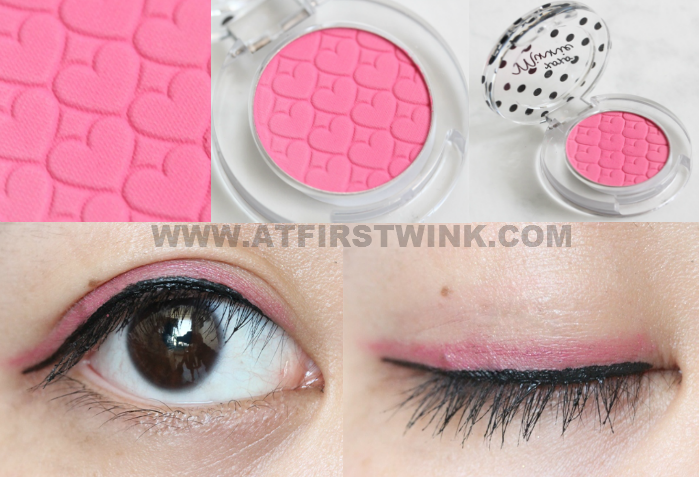 Etude House xoxo Minnie eyeshadow PK006
