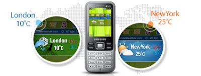 Samsung Dual sim mobile C3322