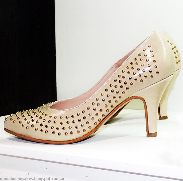 Zapatos primavera verano 2014 Alfonsa.