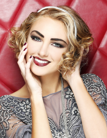 Love and Pageantry: Official Miss USA 2013 Glamshot