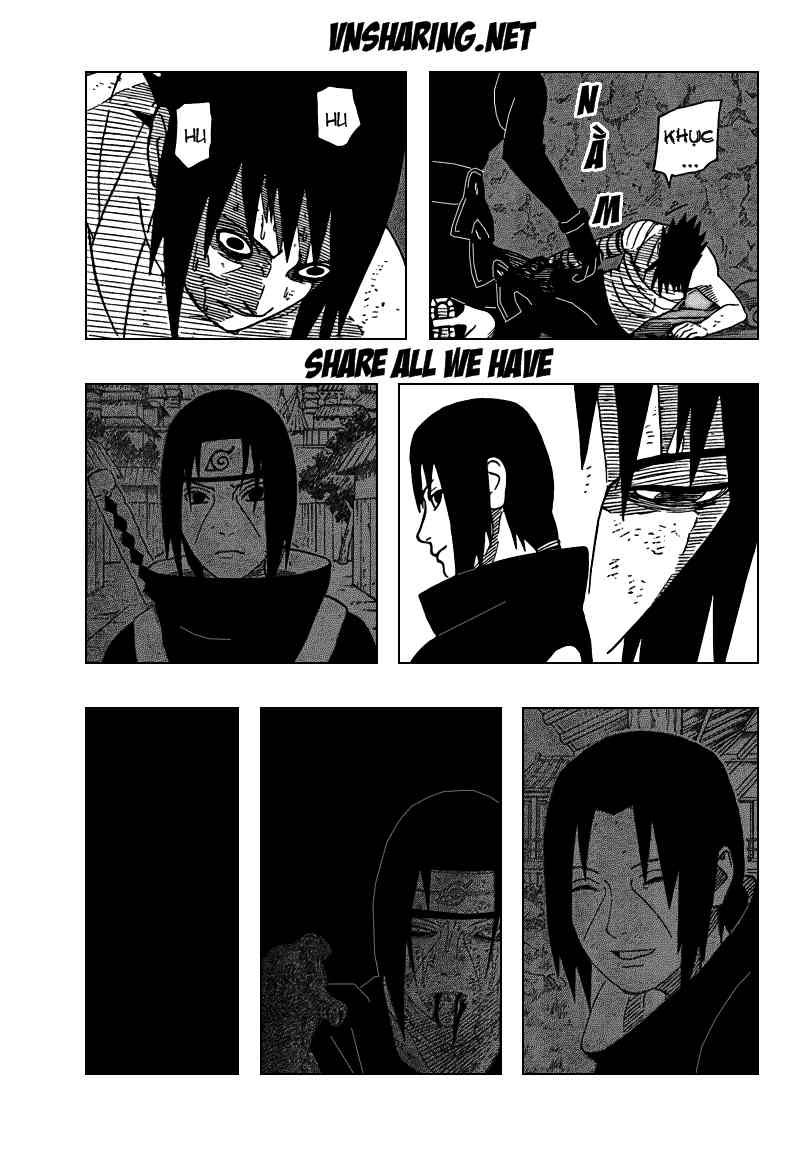 Naruto chap 398 Trang 9 - Mangak.info