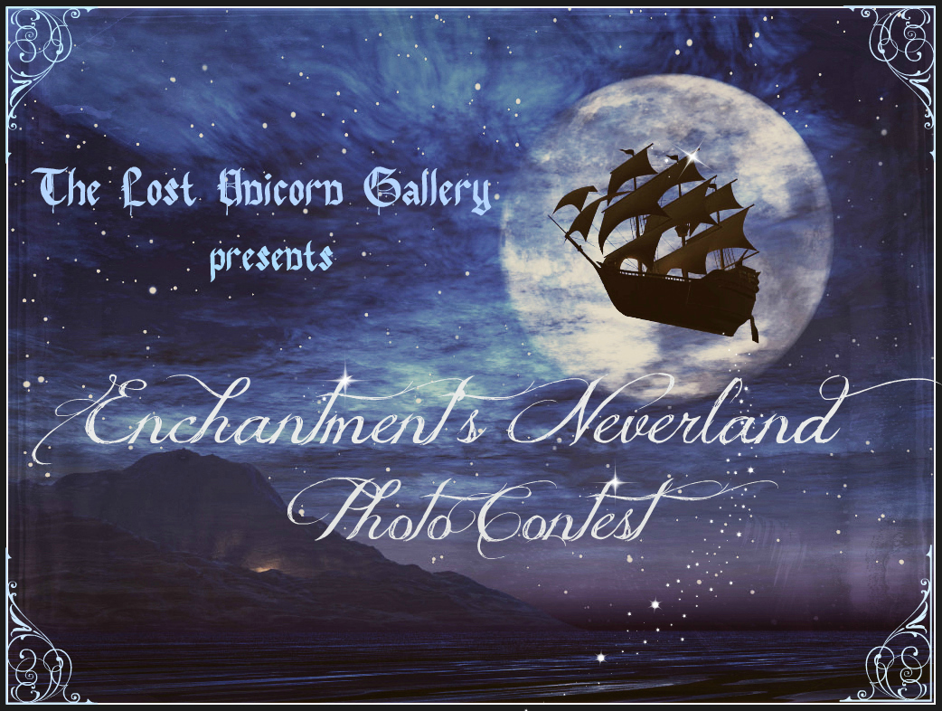 The lost unicorn gallery and forest sanctuary 111415 the lost unicorn gallery presents enchantments neverland photo contest kristyandbryce Image collections