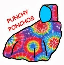 Punchy Ponchos
