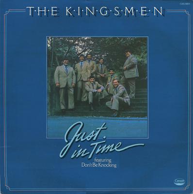 The Kingsmen Quartet-Just In Time-