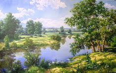 Прекрасна ты, Земля, в наряде летнем...
