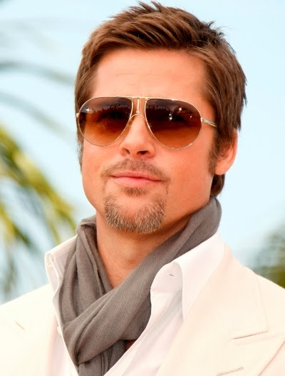 The Second Big Look Right Now Is The Brad Pitt (Right). I Think This Style  Is The Most Timeless Of All Of Them. This Really Is A Basic Hair Cut, ...