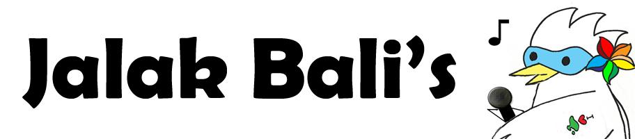 Jalak Bali's