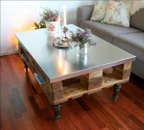 20 amazing diy pallet coffee table for Nice html table