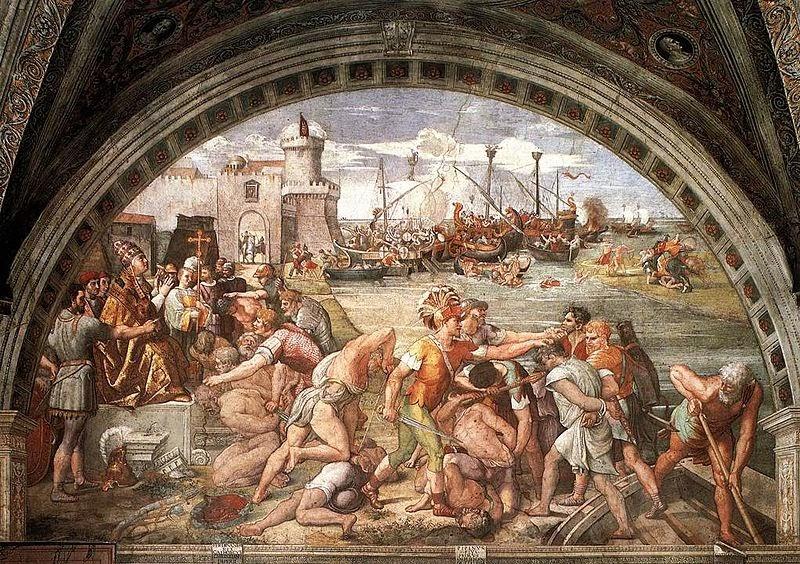 sejarah masuk islam di italia